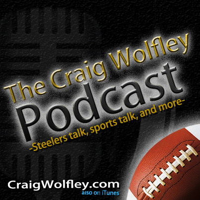Craig Wolfley steelers sports podcast talk