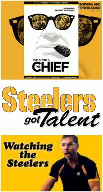 Pittsburgh Steelers Cruise 2014, Steelers Got Talent, Pittsburgh Dad, The Chief, Pittsburgh entertainment