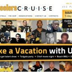 Pittsburgh Steelers Cruise, Craig Wolfley, Tunch Ilkin, Life of Life Rescue Mission Pittsburgh