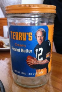 Terry Bradshaw Peanut Butter Craig Wolfley Podcast