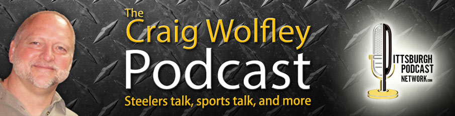 The Craig Wolfley Podcast Header Image