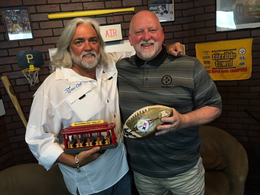 "Capt. Wild Bill from Discovery's ""Deadliest Catch"" drops by the Wolf's Den, talking crab fishing, Pittsburgh, and a lot more..."
