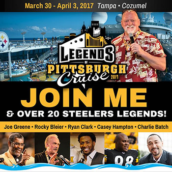 2017 Legends of Pittsburgh Cruise