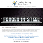 Forged In Steel Leadership Workshop