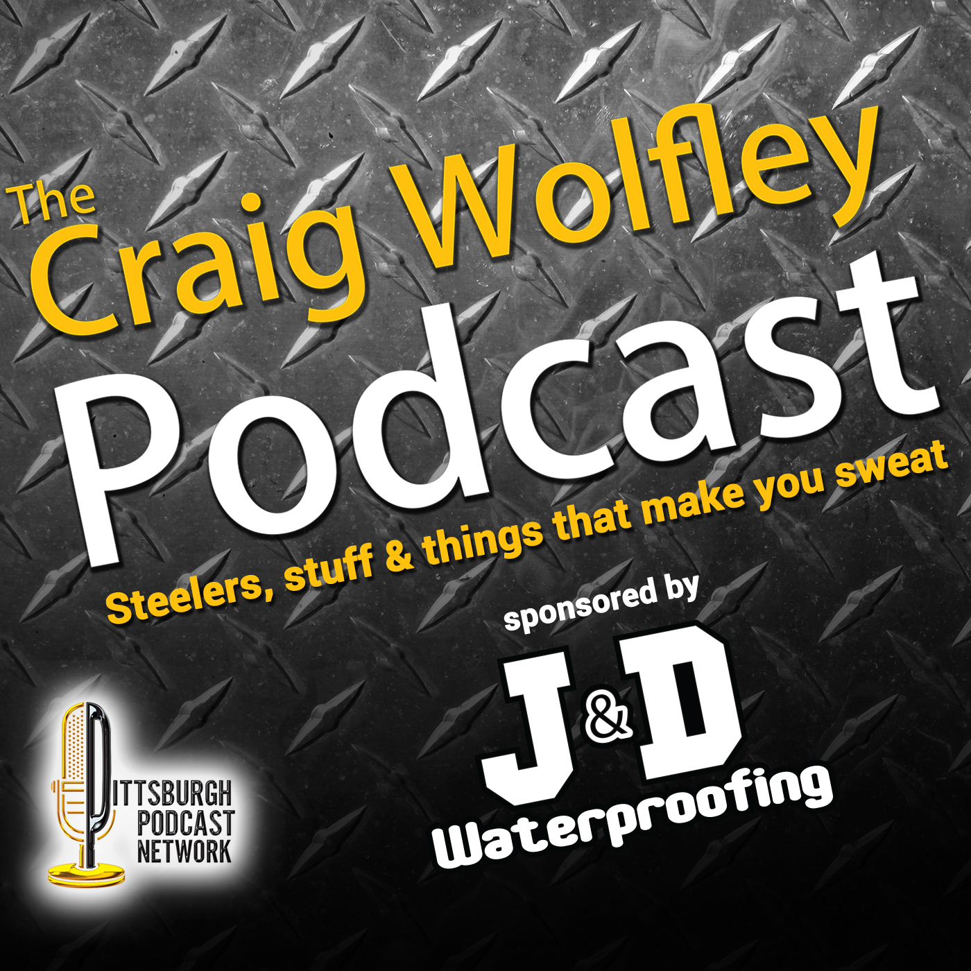 4e4739abea6 Craig Wolfley Pittsburgh Steelers Podcast