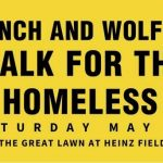 tunch ilkin craig wolfley walk for the homeless pittsburgh 2018