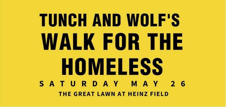 a923b712f8c tunch ilkin craig wolfley walk for the homeless pittsburgh 2018