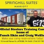 Steelers Training Camp Lodging Springhill Suites Latrobe